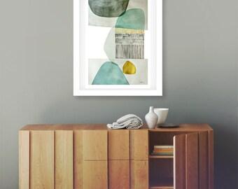 Abstract painting, watercolor painting, wall art, wall decor, acrylic painting, large painting, abstract art, original painting, modern