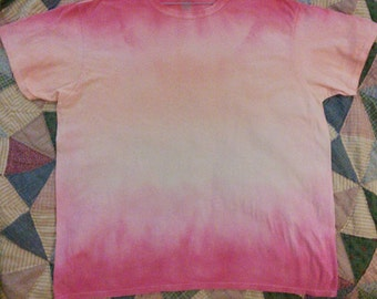 Summer Sunrise Gradient Ombre T-Shirt