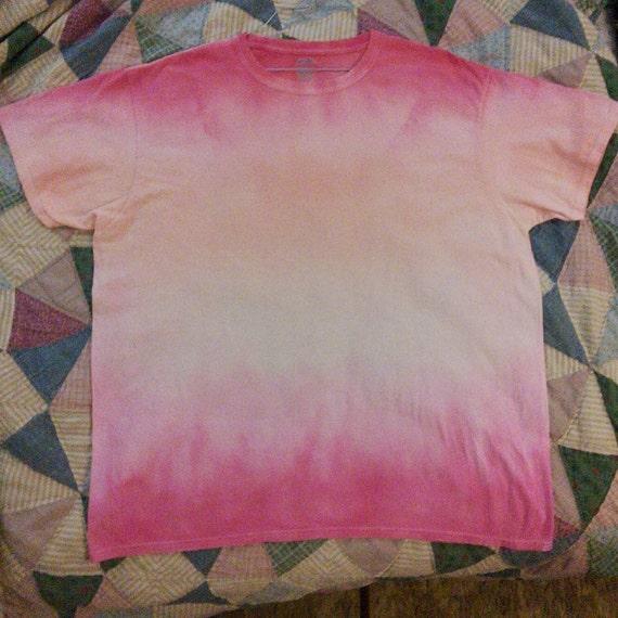 Summer Sunrise Gradient Ombre T-Shirt