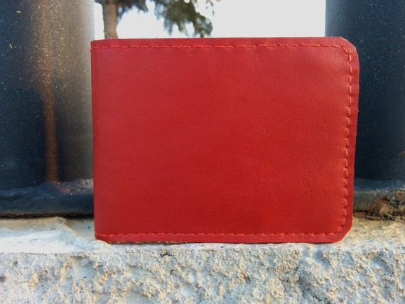 Mens wallet,leather wallet,red wallet,boy wallet,red leather,man wallet,men leather wallet,pockets wallet,cards holder,mens coin purse