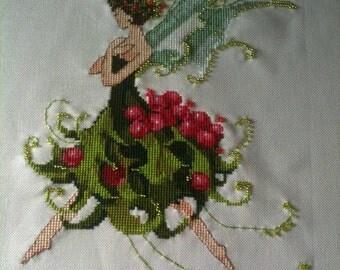 Mirabilia/Nora Corbett cross stitch