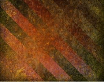 Downloadable Scrapbook Paper, Orange-Brown Diagonal Stripes