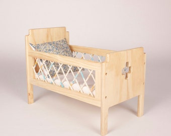 The Florence Dolls Cot (without bedding)