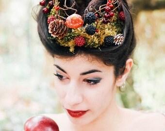 Fairy crown, woodland,  fairy wedding, fairytales