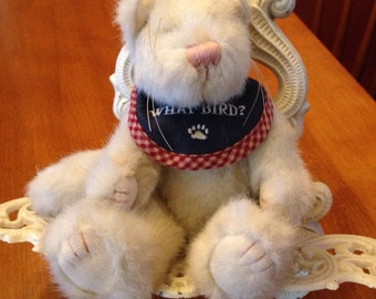 "Cute Boyds Bears ""Robyn Purssmore"" Archive Collection Kitty"