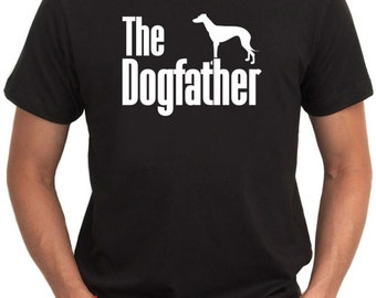 The dogfather Greyhound T-Shirt