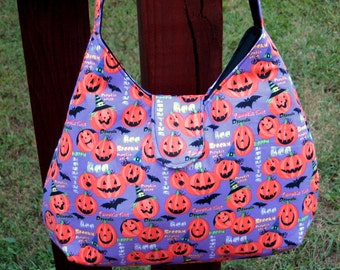 HOBO BAG PURSE, Halloween Bag, Halloween Purse, Shoulder Bags, Ready To Ship