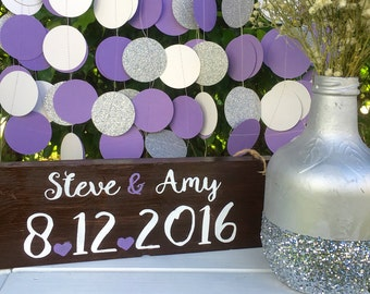 Save the Date Photo wooden sign Wedding photo props bridal shower Anniversary Engaged Rehearsal Dinner games selfie photo idea Social