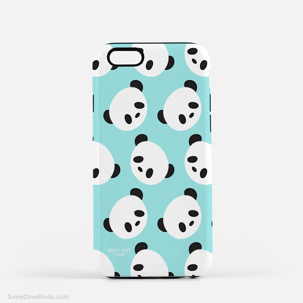 Panda Phone Case Cute IPhone Cases Gift For Girlfriend Her