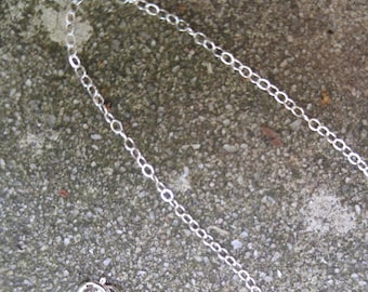 """16"""" Sterling Cable Chain"""