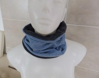 Children, turn, loop, circle scarf, Snood, scarf elastic