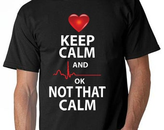 Keep Calm Medical T-Shirt -- Celebrate Your Occupation