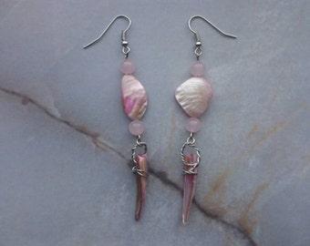 Mermaid Queen earrings