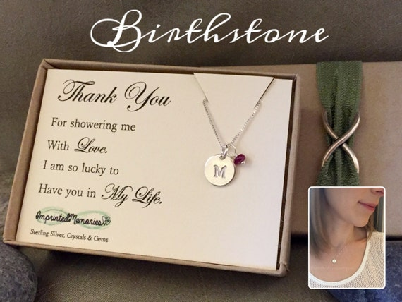 to thank you gift for friend baby shower hostess gift bridal shower