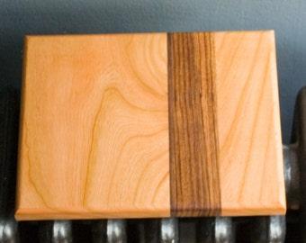 Hardwood Cheese Cutting Board
