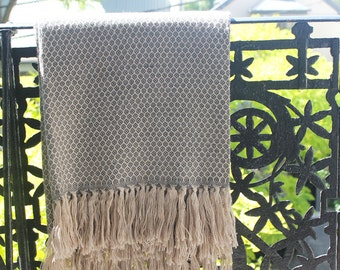 100% Alpaca Cozy Throw Rug