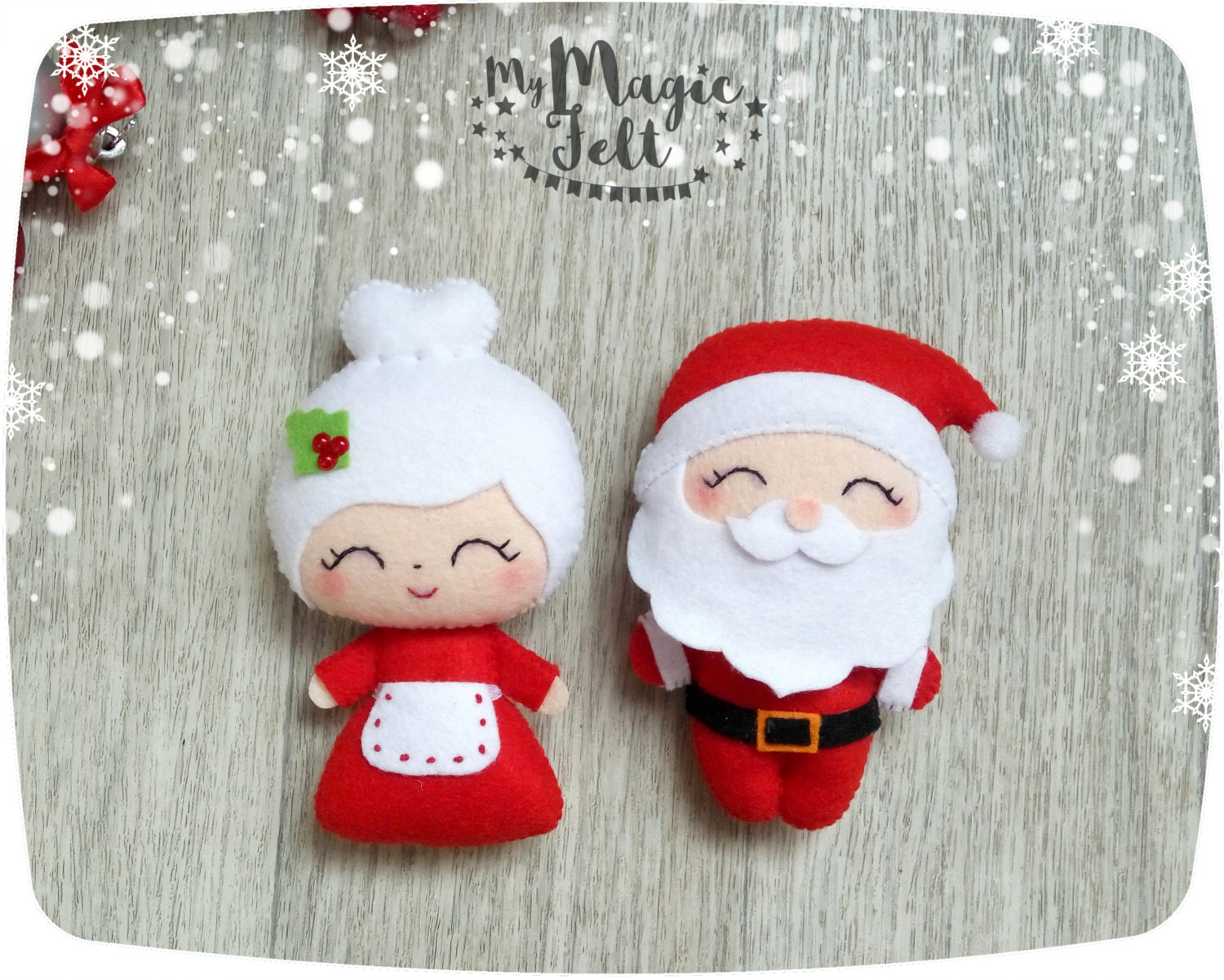 Amazing Mrs Claus Christmas Decorations Part - 9: ?zoom