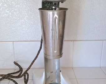 Vintage 1922 Gilchrist No. 22 Malt Mixer Rare and Fully Functional