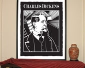 "Charles Dickens 24""w..."