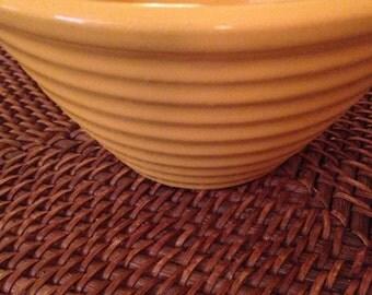 Vintage bauer bowl