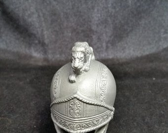 Vintage barbie ken doll King Arthur helmet