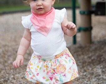 6 months, Girls Skirt, Bubble Skirt, Baby Skirt, Toddler Skirt, Girls Clothing, Girls Gift, Girls Outfit, Floral Skirt, Girls Floral Skirt
