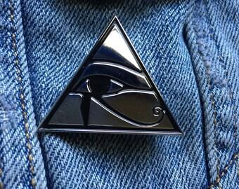 Eye Of Horus Enamel Pin