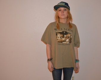 Mesa Verde Balcony House T-Shirt