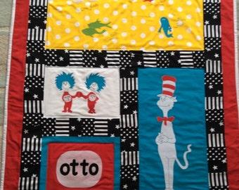 Handmade Bespoke Commision Quilt