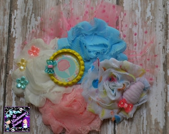 Cotton Candy Shabby