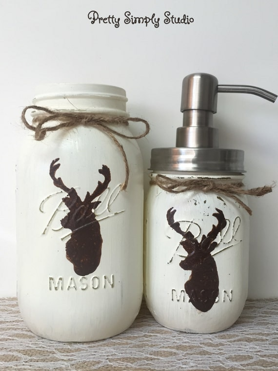 Deer bathroom accessories 28 images rustic bathroom for Hunting bathroom accessories