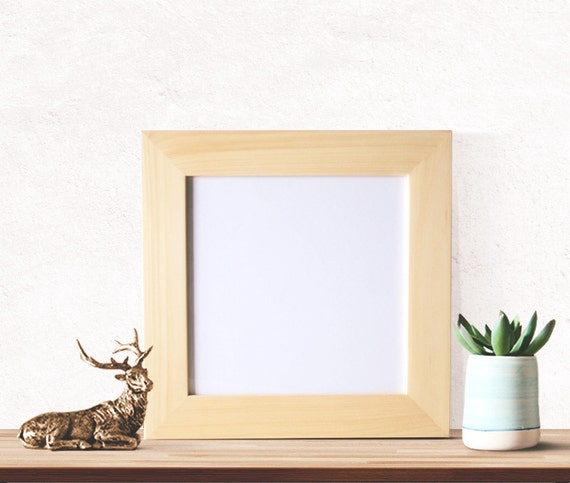 10x10x2 unfinished wood frames picture by cheekysheepwoodshop