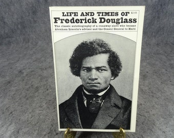 Life and Times of Frederick Douglass by Himself