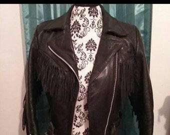 Harley Davidson Fringe Leather Jacket