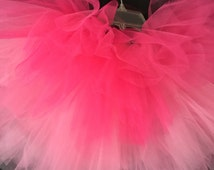 Adult small/medium pink tutu skirt