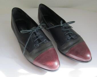 Vintage Sutton Plaza Oxford Shoes W's