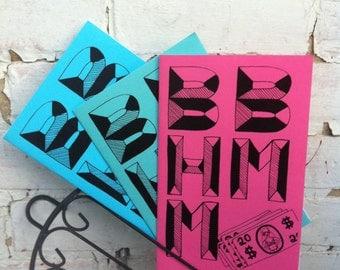 BBHMM Zine