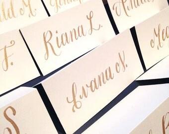 Wedding Calligraphy Envelope Addressing - Modern Calligraphy - Wedding Invitations