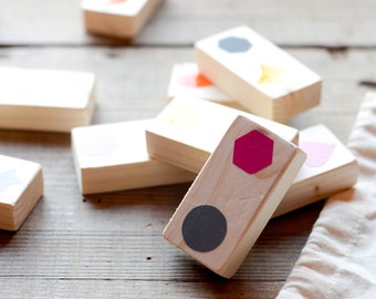 Matching Game, Color Matching Game, Kids Matching Game, Educational Toy, Wooden Montessori Toy, Organic Wooden Toy, Wooden Waldorf Toy