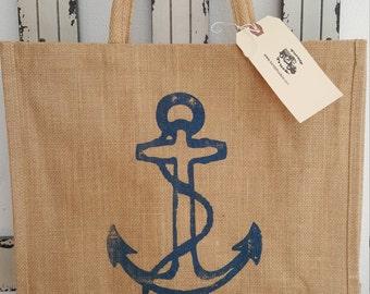 Anchor Jute Market bag