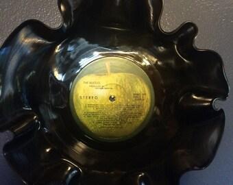 Beatles Record Bowls