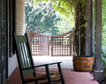 Rocking Chair @ Jack Daniel's