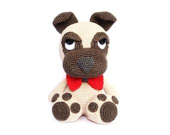 PUG Crochet Pattern