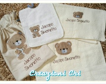 Asylum set applique