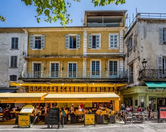 Arles, France Photography, Rural France, Provence Photography, Provence Style, Michael Evans, Summer in Provence, Fine Art Print
