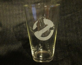 Ghostbusters Pint Glass
