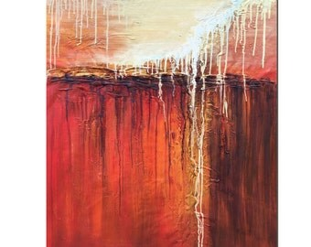 Original Painting Large Wall Art Large Oil Painting Landscape Oil Painting Large Art Canvas Wall Art Abstract Art Living Room Wall Art Deocr