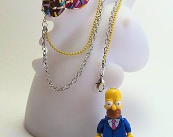 Modular spindle Homer Simpson