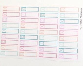 Envelope Labels SOFT COOL