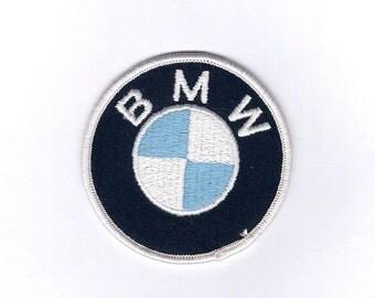 Vintage BMW Car Patch